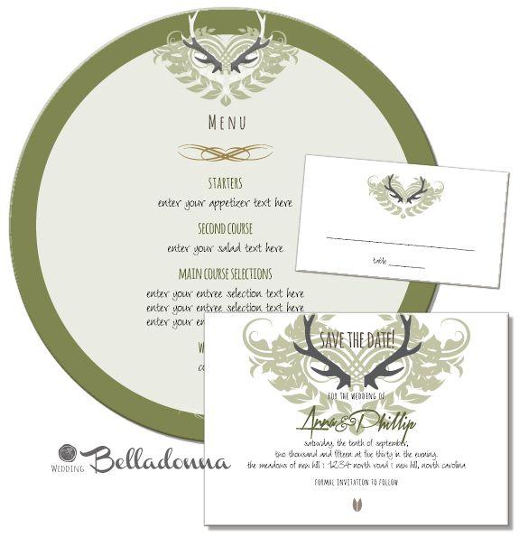 antler laurel graphic antler fern 4 suite 4 round program menu