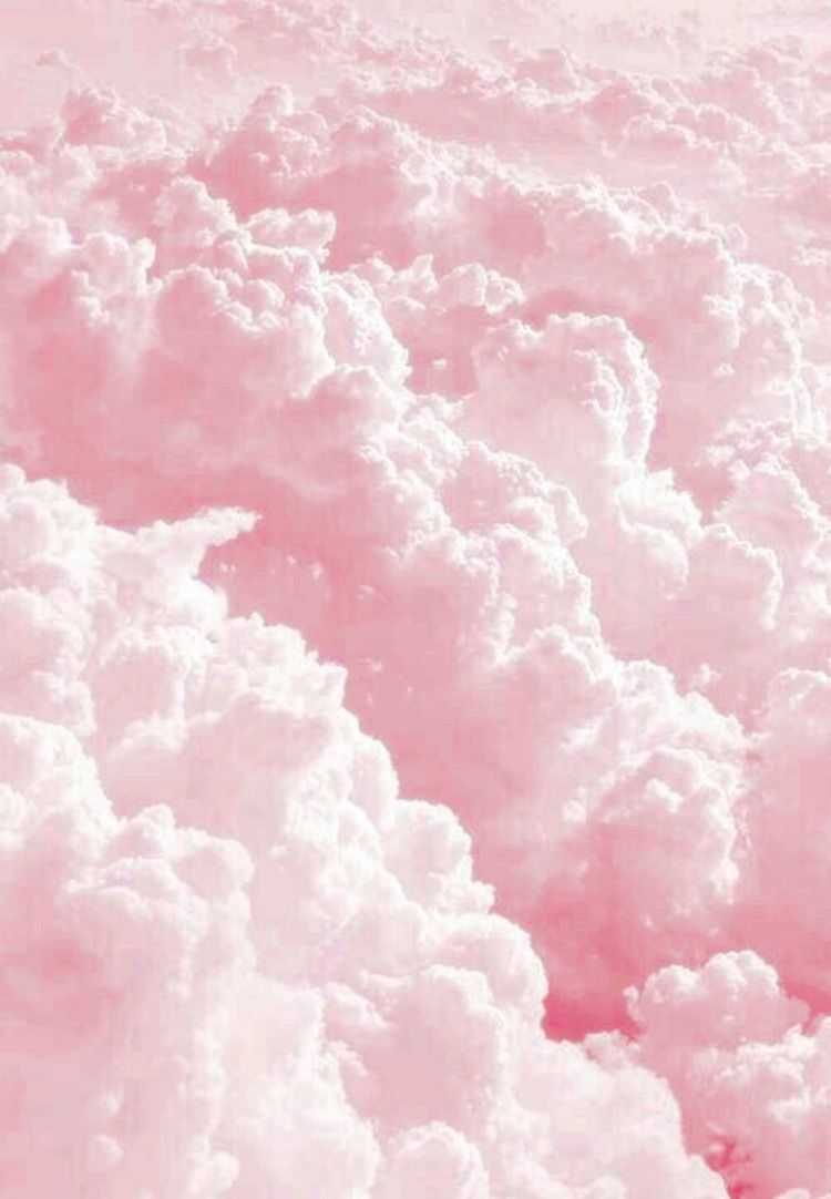 Pink Clouds Clouds Light Blue Aesthetic Beautiful Sky