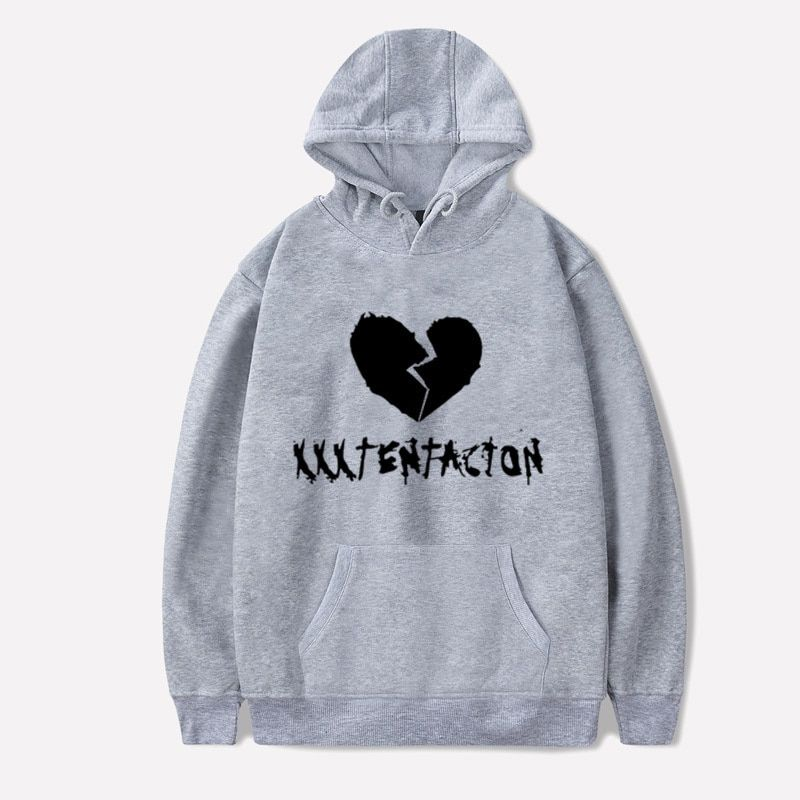 1ac1b9feb3b Xxxtentacion Hoodies sad men Sweatshirts rap rapper hip hop Hooded Pullover  sweatershirts male Women sudaderas hood hoddie free shipping worldwide
