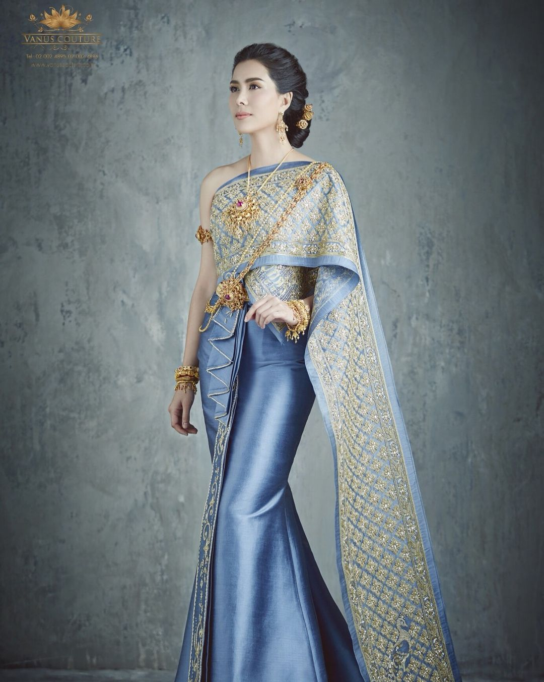 Traditional Thai | Pre Wedding | Pinterest | Traditional, Thai dress ...