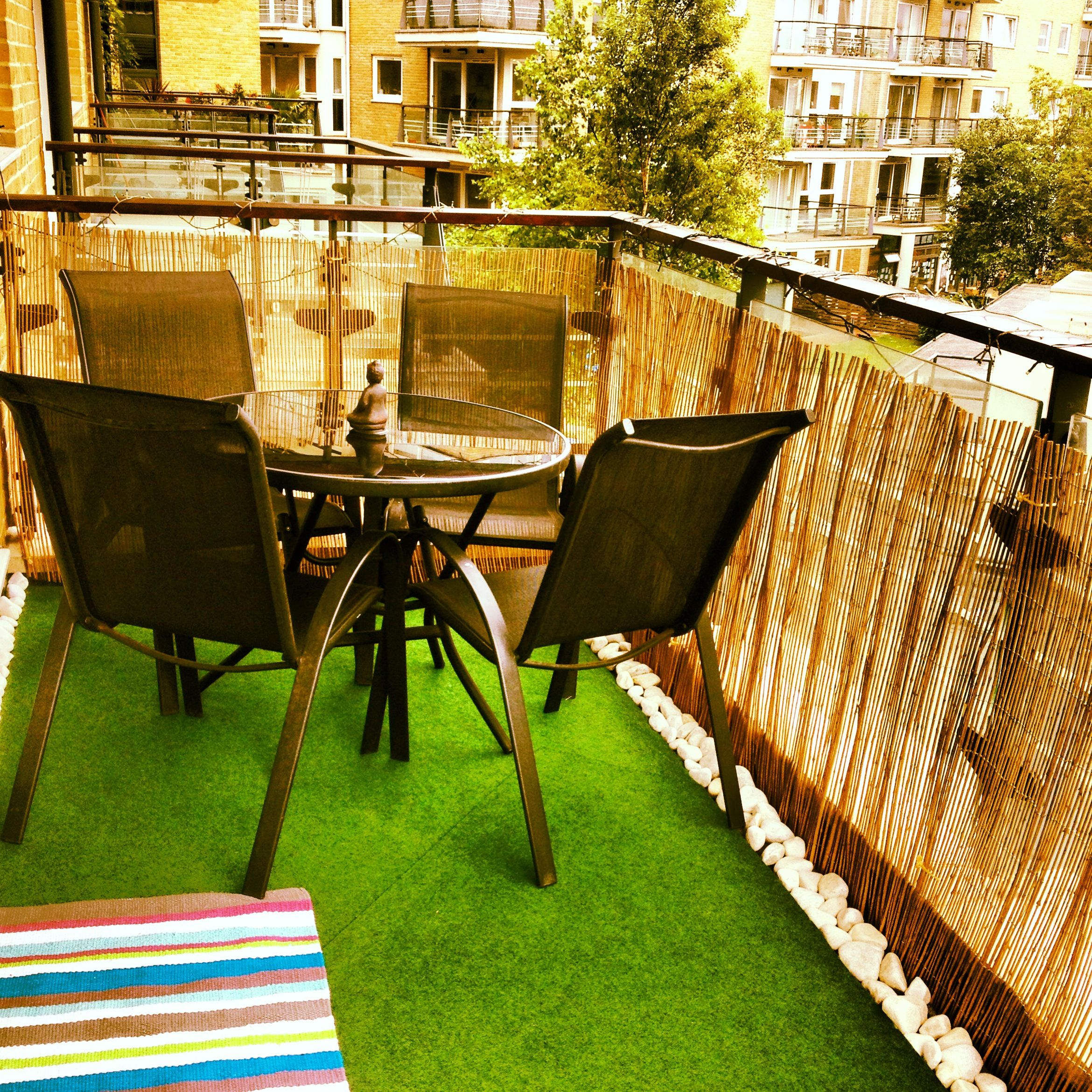 Apartment patio privacy ideas - Find This Pin And More On Ideas For Yoga Space Privacy On Balcony