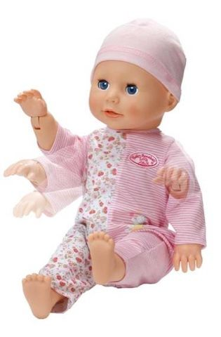 |GIVEAWAY|Baby Annabell learns to walk doll (With images ...