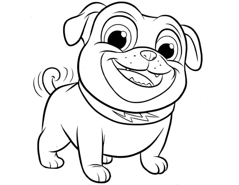 49++ Puppy dog pals coloring pages ideas