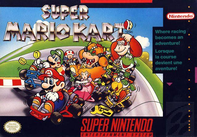 Super Mario Kart Super Mario Kart Mario Kart Super Nintendo