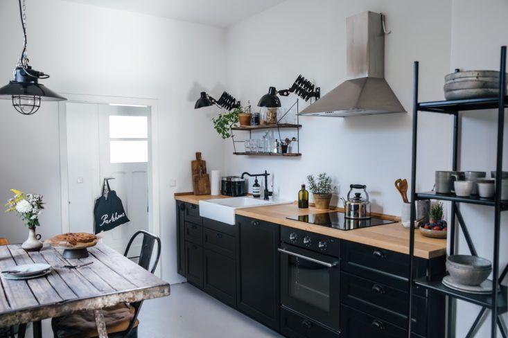 Ikea Landelijke Keuken : Stoere landelijke keuken van nora en laura house pinterest