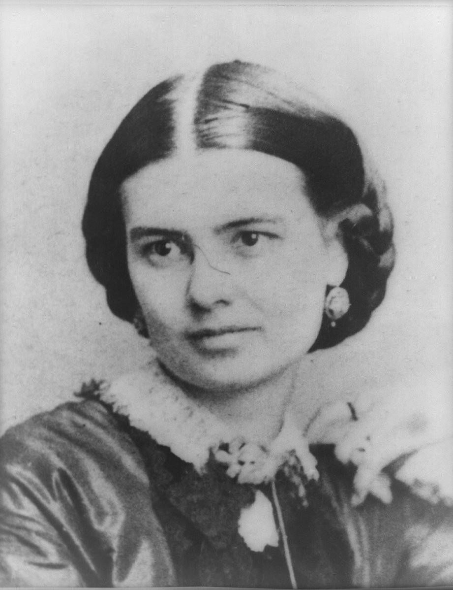 Ellen Arthur.......President Chester Arthur's beloved wife, Ellen, died before he became President. In his grief he refused anyone to take over what would have been her duties as First Lady. In later years of his term, Pres. Arthur asked his married sister, Mrs. John E. McElroy to assume limited social White House functions.