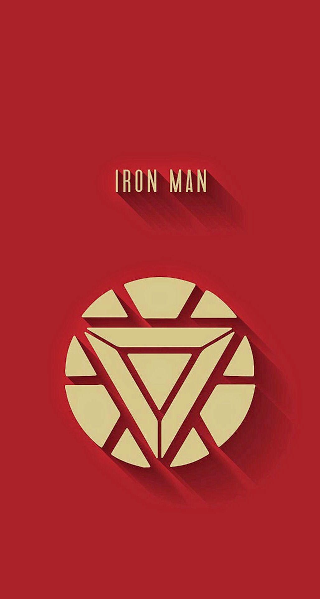 ironman logo illustrations fondo