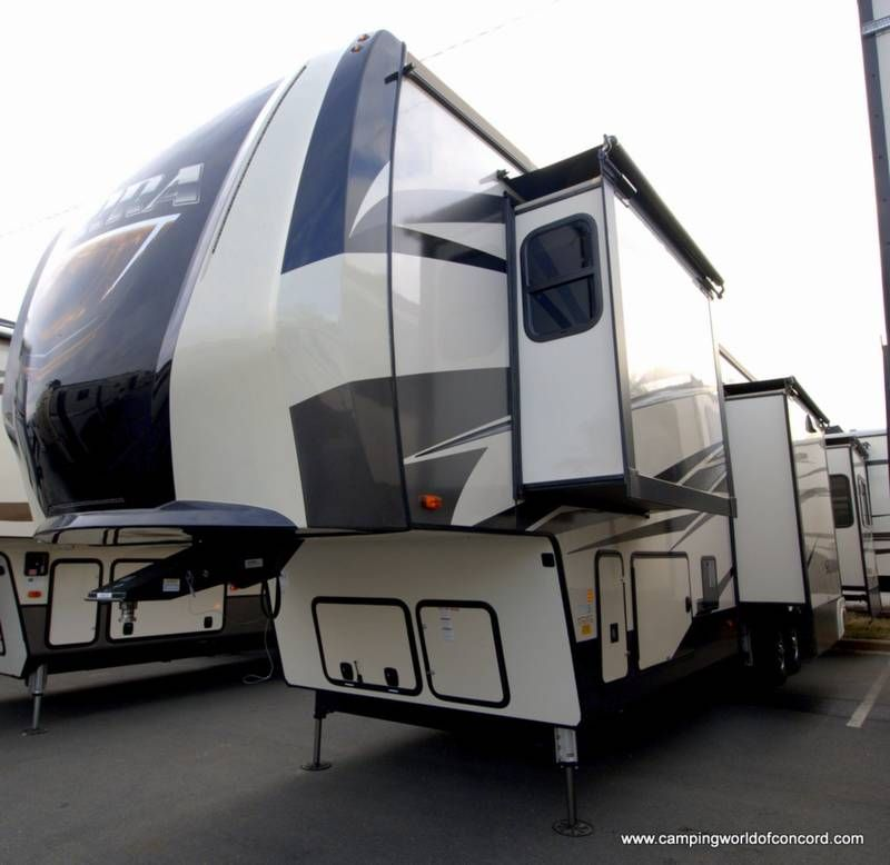 2018 Forest River Sierra 387mkok For Sale Concord Nc Rvt Com
