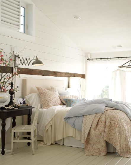 Romantic bedroom by Anna Williams bedroom romantic bed country