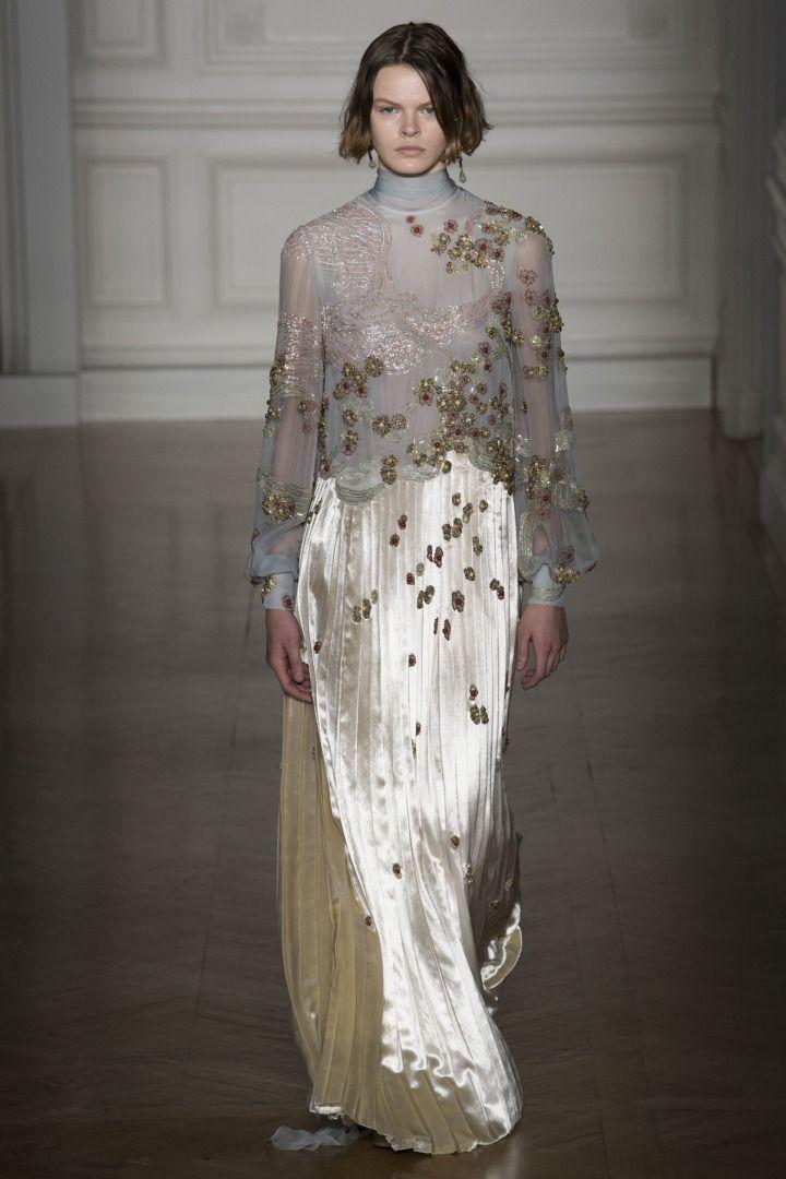 Bien-aimé Valentino 2017 İlkbahar/Yaz Couture | gowns | Pinterest | Couture  NT64