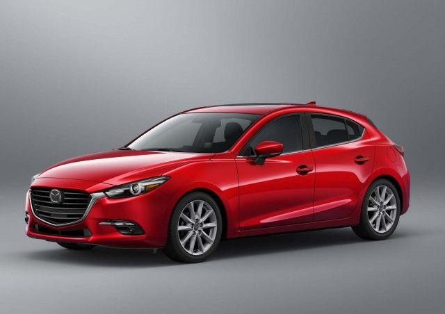 What S New For 2017 Mazda Mazda 3 Hatchback Mazda 3 Sedan
