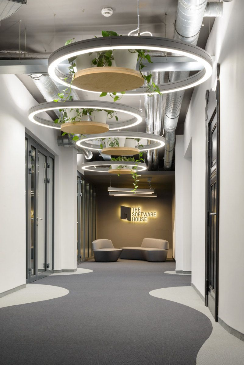 Office Tour The Software House Offices Gliwice With Images