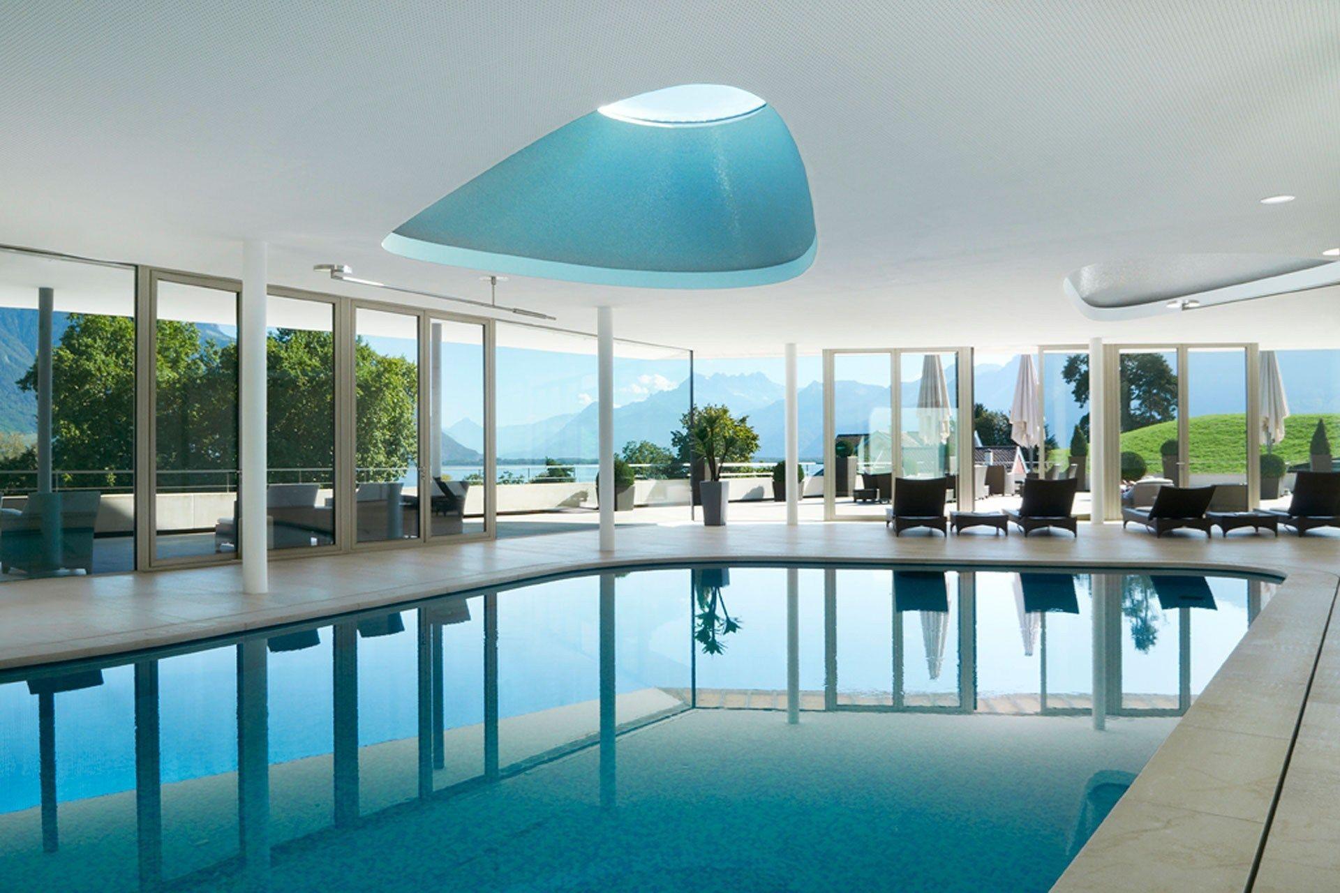 Clinique La Prairie Spa Switzerland Sanctuary Of Wellness Www Albertalagrup Com Tranquil Spa Best Spa Luxury Spa