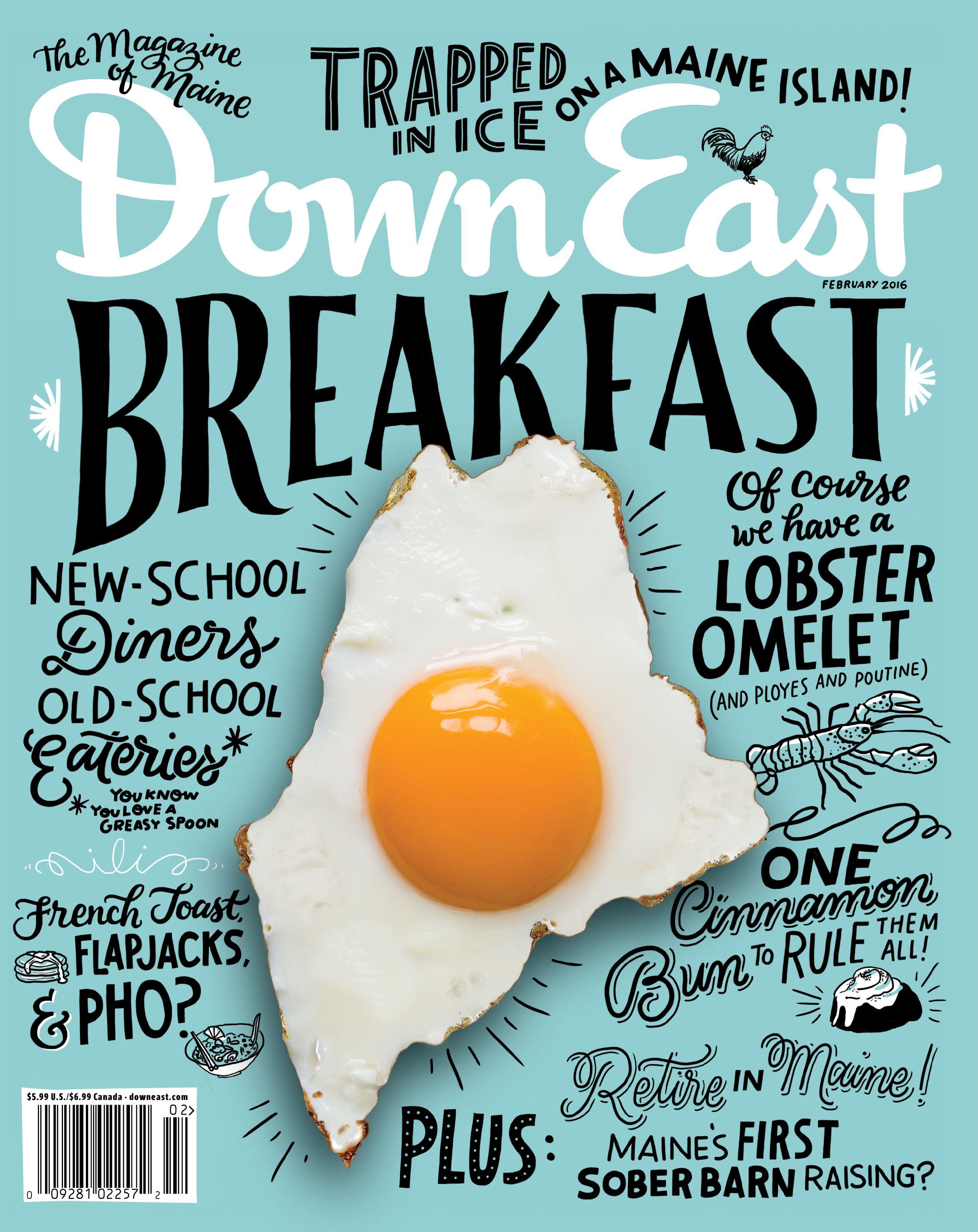 "Confira este projeto do @Behance: ""Down East Magazine"" https://www.behance.net/gallery/32901839/Down-East-Magazine"