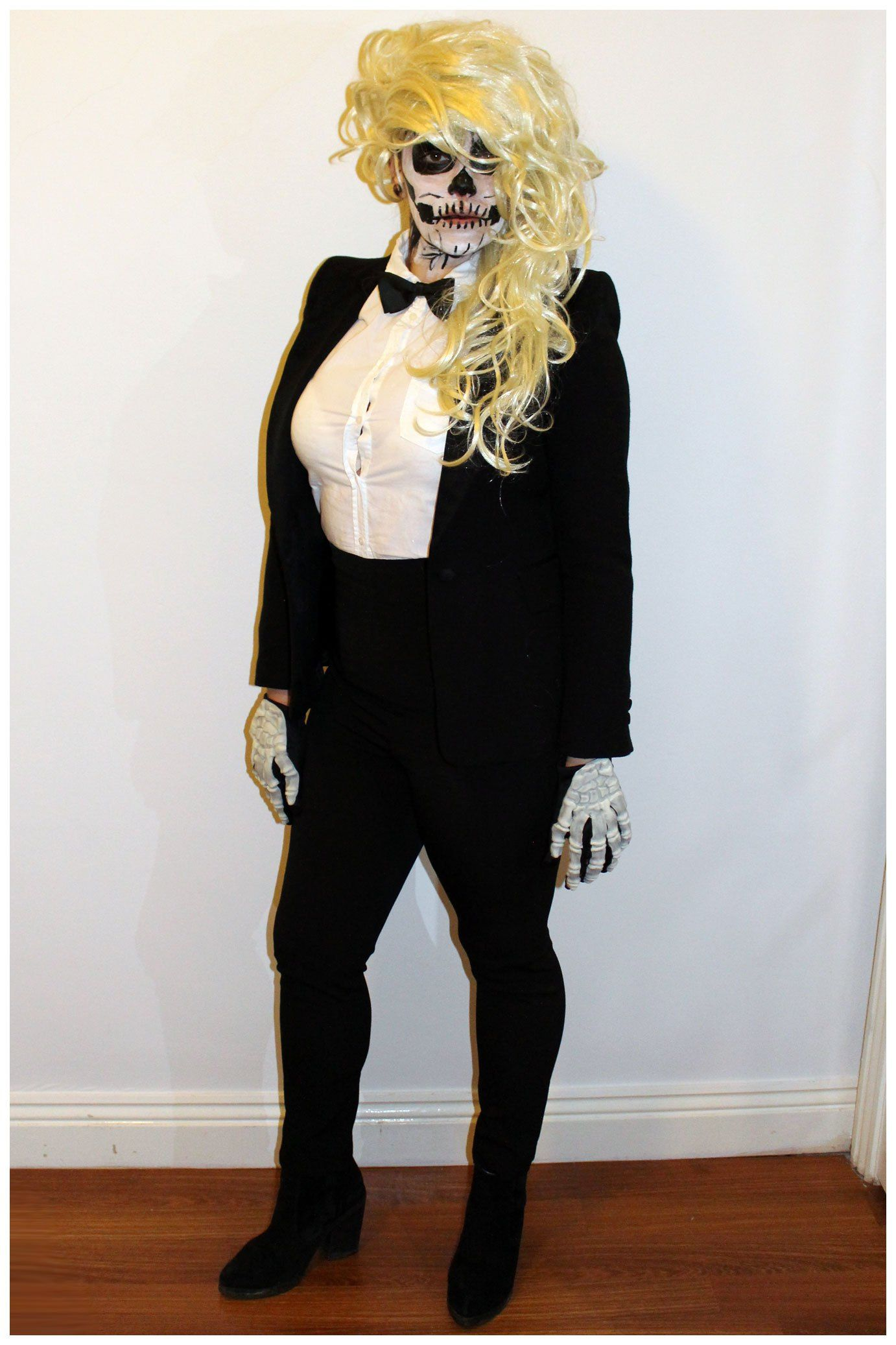Lady gaga skeleton born this way costume get more costume and halloween costumes solutioingenieria Choice Image
