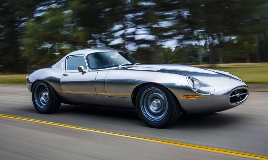 Eagle Low Drag Gt Picks Up Where Jaguar E Type Left Off Jaguar
