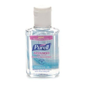 Amazon Com Purell Instant Hand Sanitizer 9 Bottles Of 2 Fl Oz
