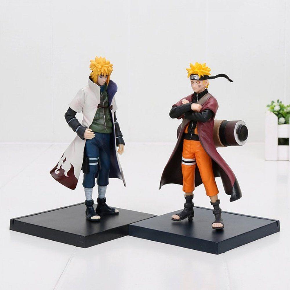 Naruto Shippuden Characters Action Figures Anime Otaku Memes