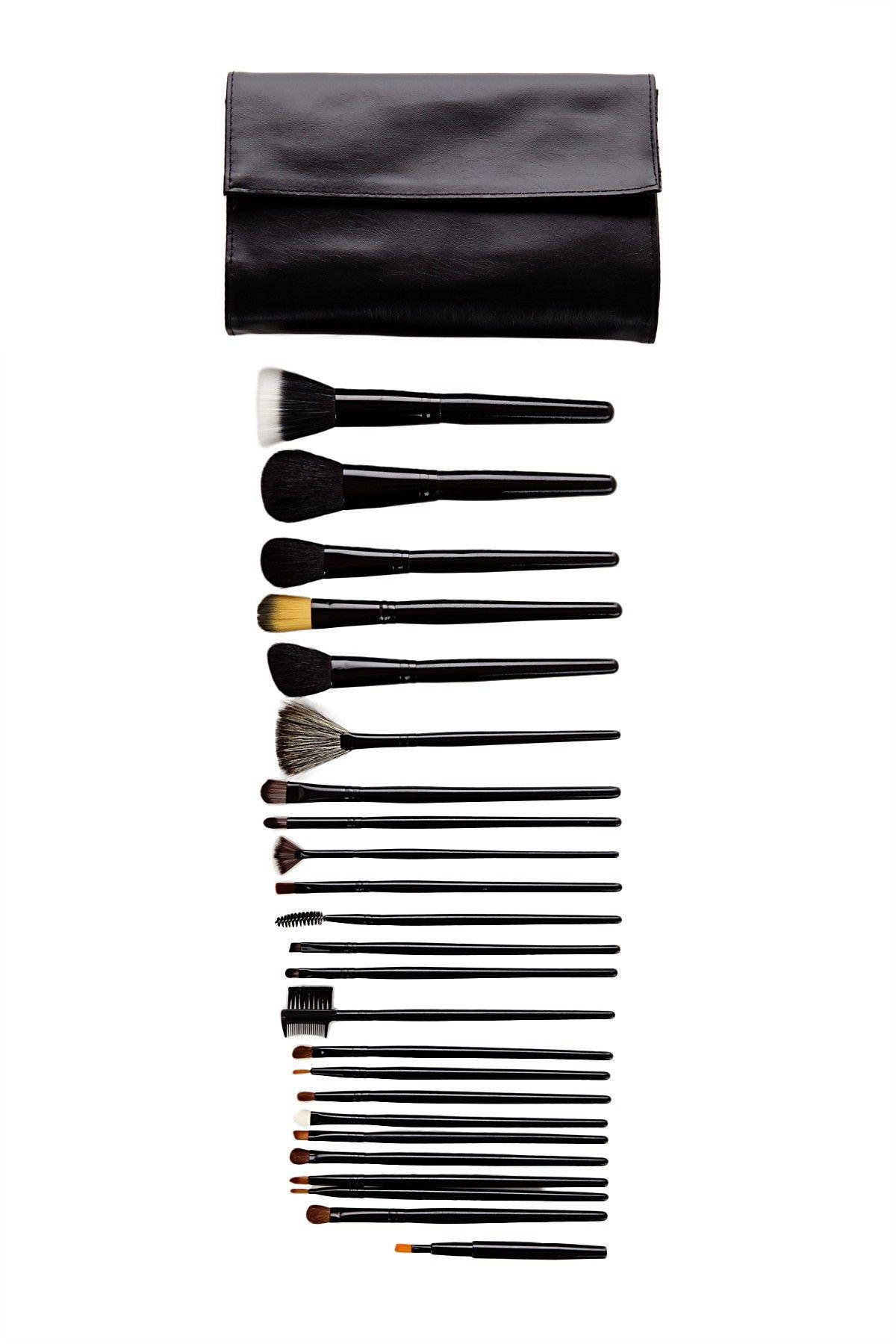 HauteLook Exclusive 24Piece Pro Brush Set Brochas de