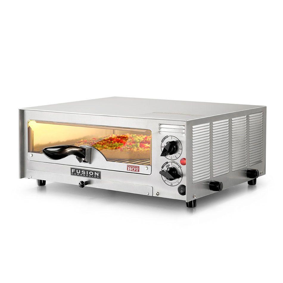 Tomlinson 1024213 Countertop Pizza Oven Single Deck 120v