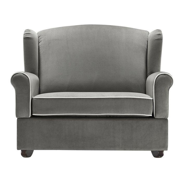 Chair And A Half Rocker Recliner Topdekoration Com In 2020 Chair And A Half Rocker Recliners Glider Rocker Recliner