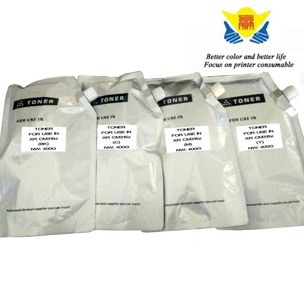 Jianyingchen Compatible Color Refill Toner Powder For Xerox