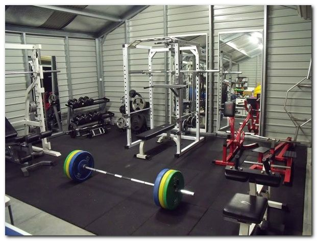Best home gym setup ideas you can easily build at home gym