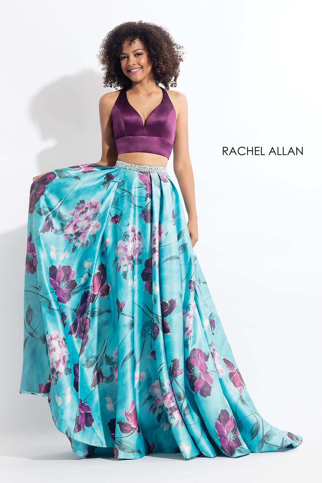 Pin by Simpson\'s Bridal & Formal Wear on Rachel Allan Prom 2018 ...