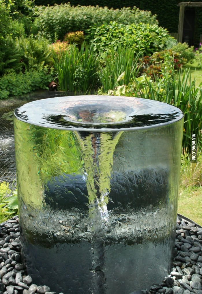 frog feature water fountain garden solar
