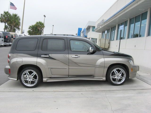 2009 Chevy Hhr Southern Comfort Chevy Hhr Chevy Custom Cars Paint