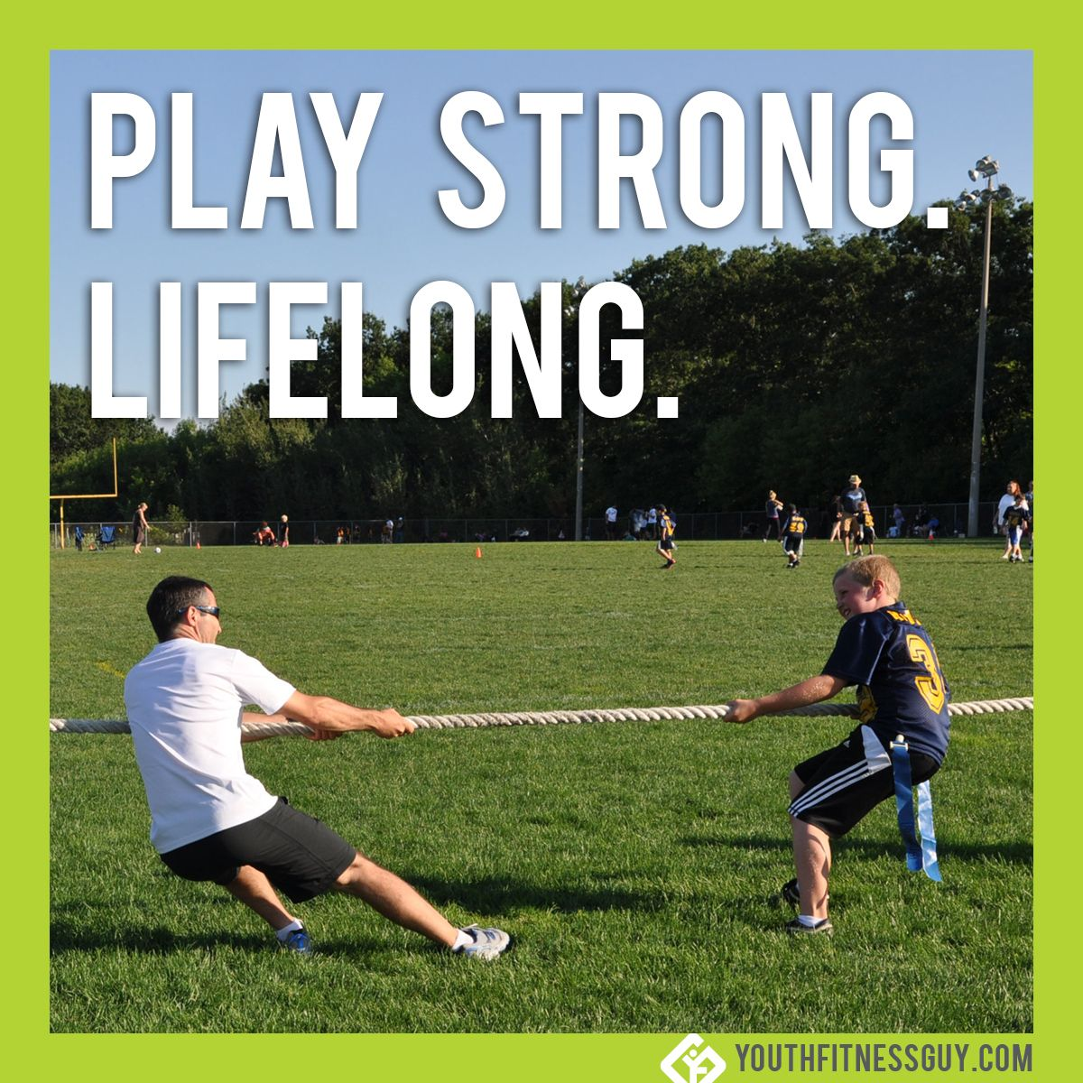 Play Is The Way To A Long And Healthy Life