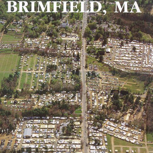 If you love antiques you need to go to one of the for Brimfield flea market