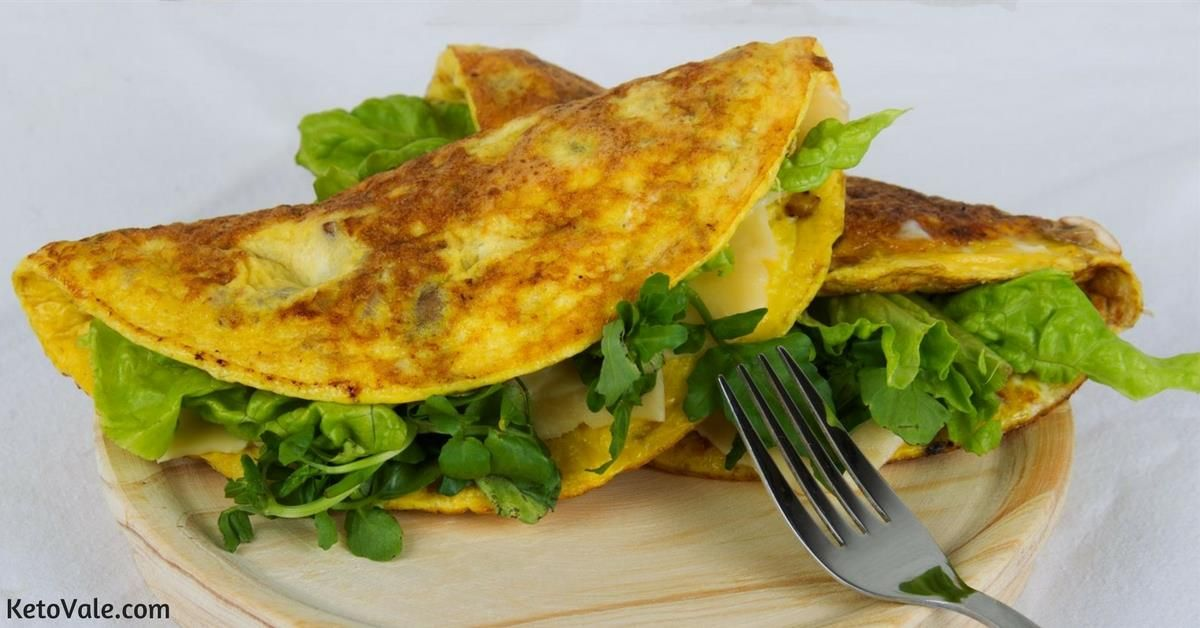 how to make an omelette with ham cheese and mushrooms