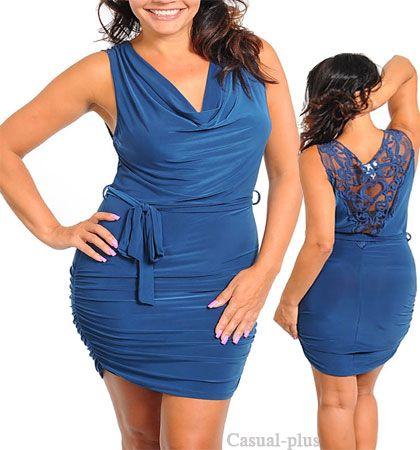 Casual Plus Fashion Trendy Dresses For Junior Plus Size Lady Plus