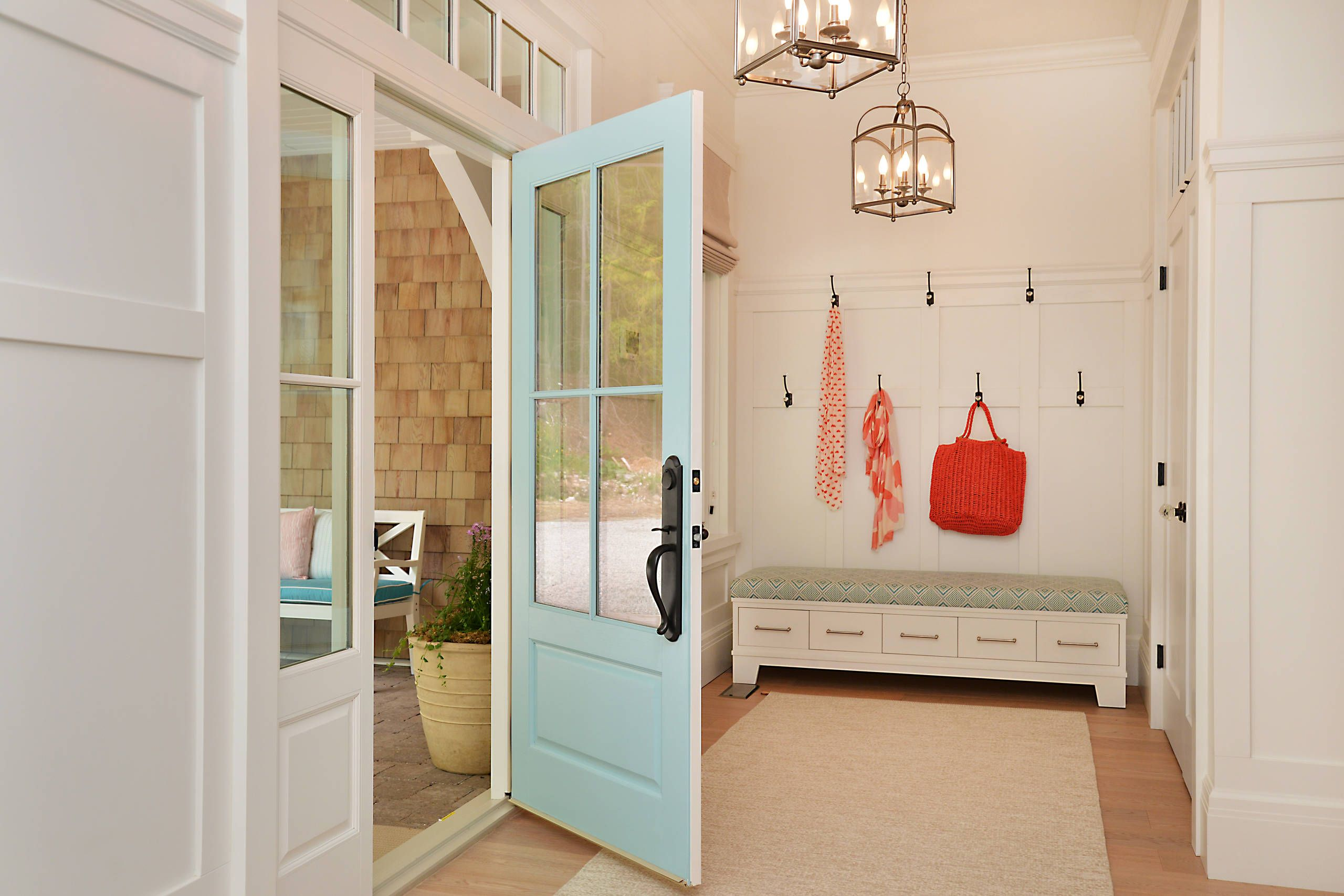 47 Great Entryways For Your Home 47