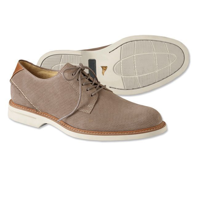 Street Style Tendance : Men's Oxford Shoes / Sperry® Gold