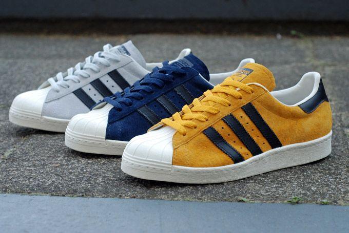 Adidas Superstar & Degli Anni '80
