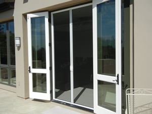 Charmant Outward French Doors With Screens   Google Search