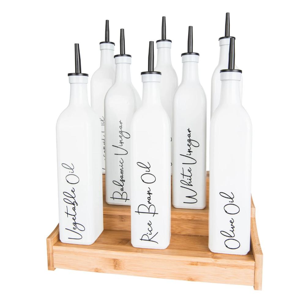 oil vinegar bottle labels in 2020 with images bottle display oil bottle olive oil dispenser on kitchen organization oil and vinegar id=61442