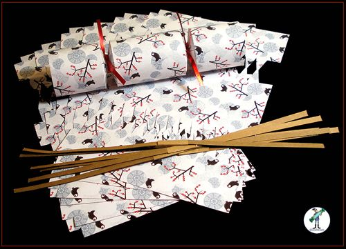 Diy make your own christmas crackers kit with snaps wraps hats diy make your own christmas crackers kit with snaps wraps hats and jokes solutioingenieria Choice Image