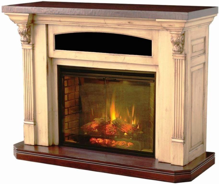 Luxurious Amish Fireplace Fireplace Entertainment Fireplace