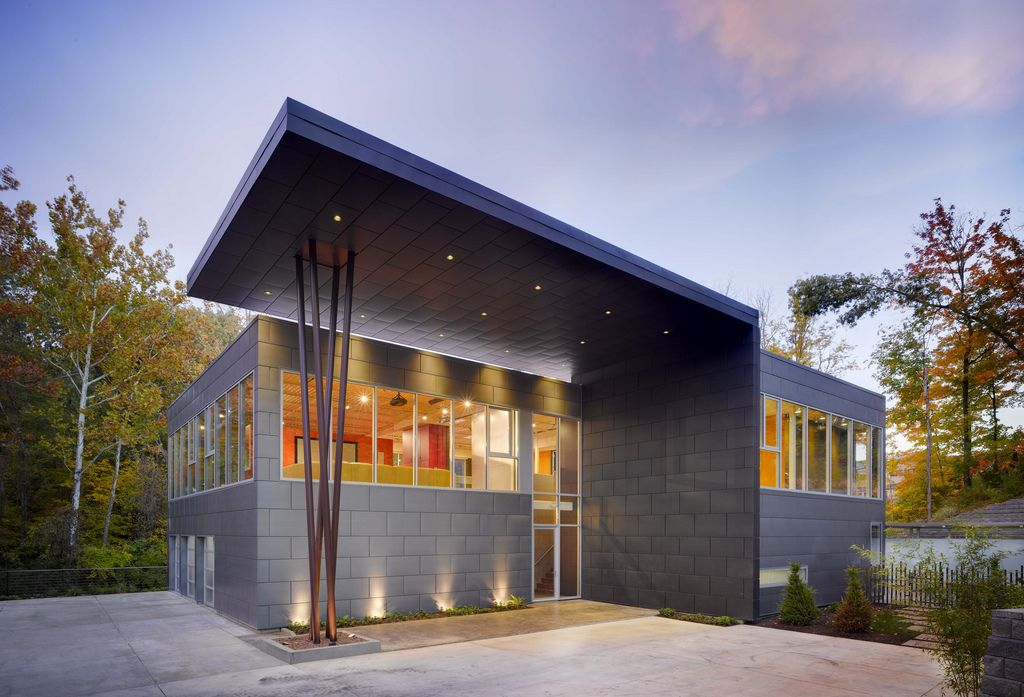 contemporary architecture roof Bing images Contemporary