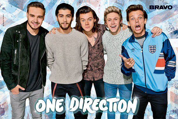 Póster: One Direction (08)