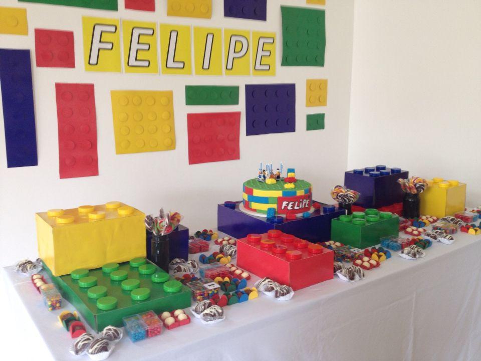 Festa Lego - diy