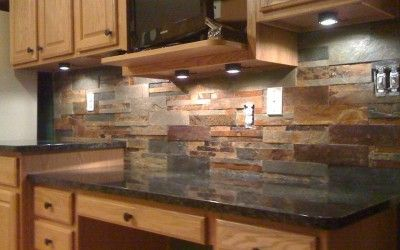Kitchen Backsplashes With Granite Countertops Backsplash