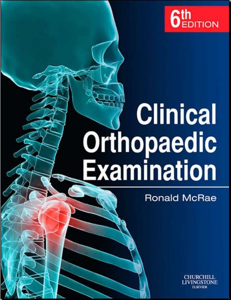 Clinical Orthopaedic Examination Pdf Projects To Try Pinterest