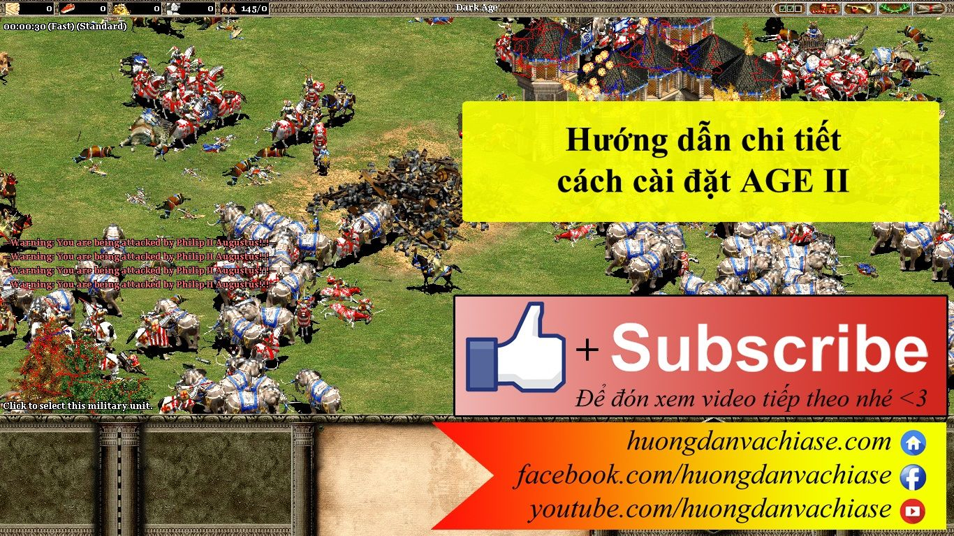 1 Link Cai đặt Game Age Of Empires 2 Bản Full Game Youtube Ems