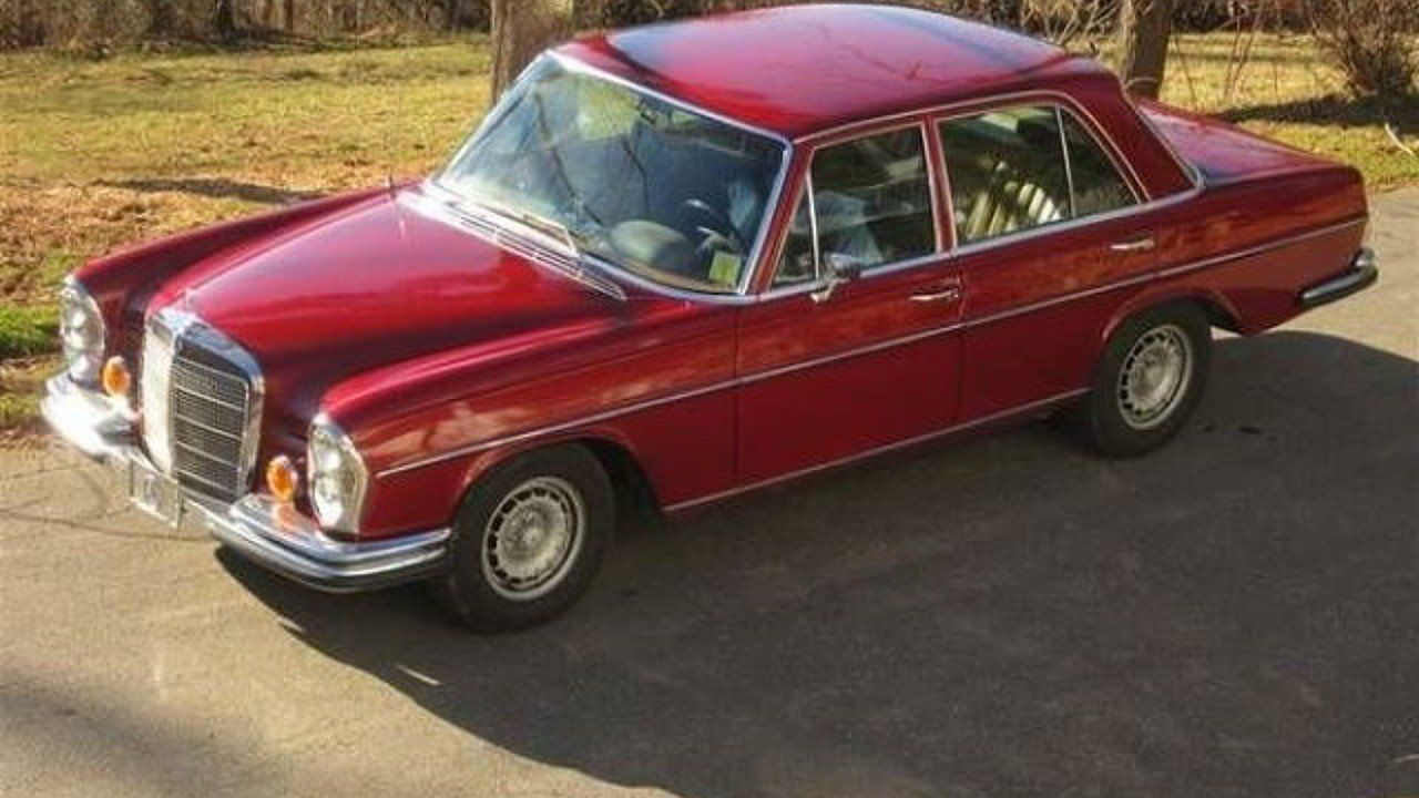 1968 Mercedes-Benz 280S for sale near Cadillac, Michigan 49601 ...