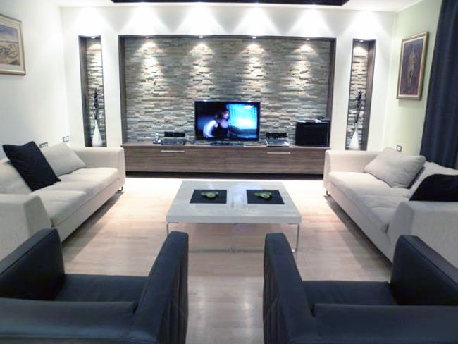 This Accent Wall Ideas For Living Room Will Blow Your Mind
