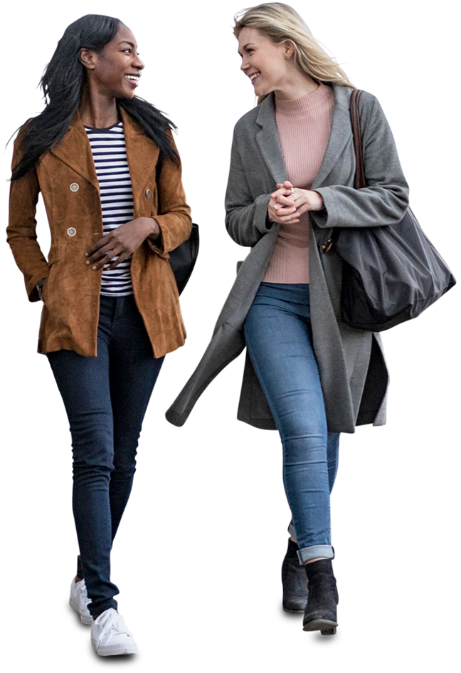 Shopping People Png Winter Jackets Shopping Fashion